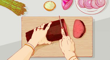 Illustrations for ChefsFeed 01