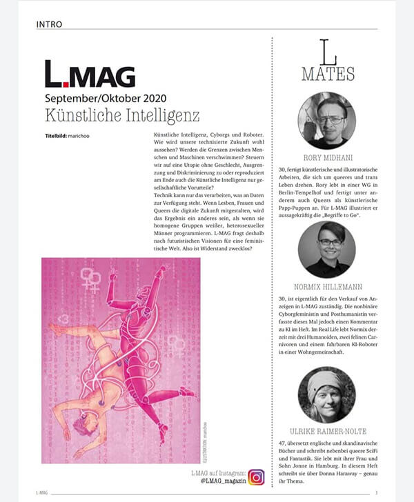 L-Mag Print 02 editorial illustration