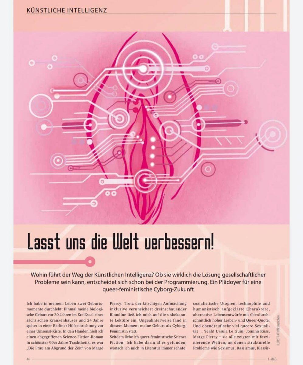 L-Mag Print 06 editorial illustration