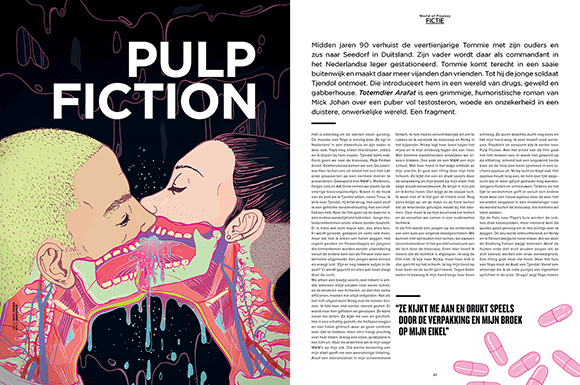 Playboy Illustration