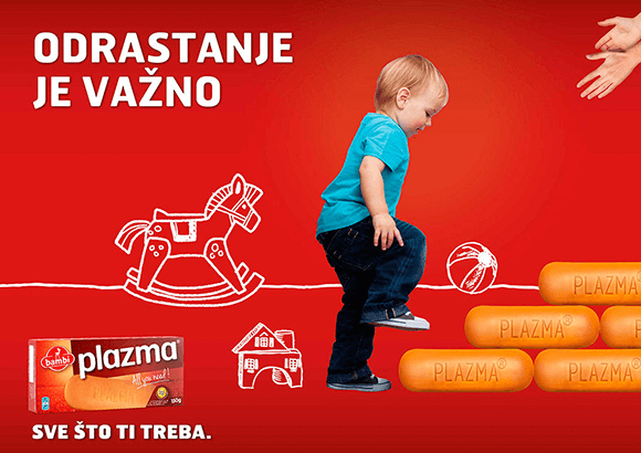 Plazma Growing Up 01 Graphic Design