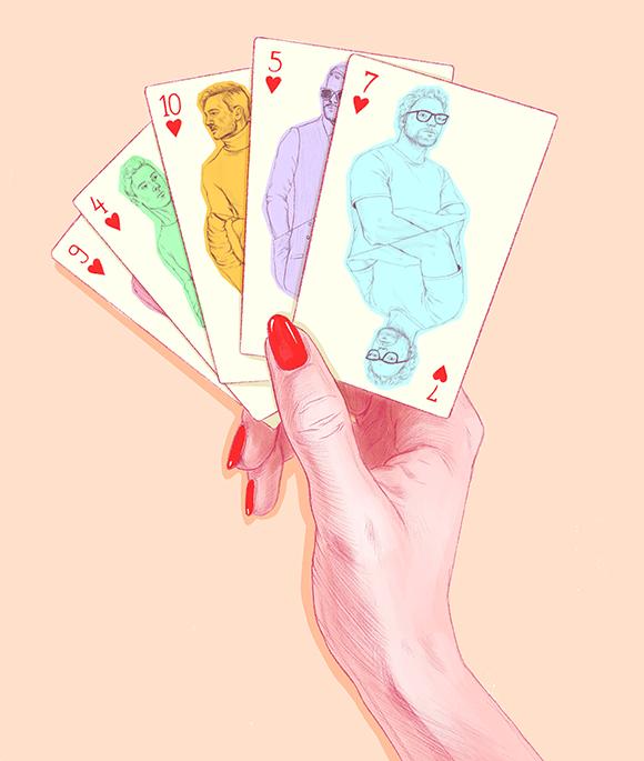 Polygamy illustration