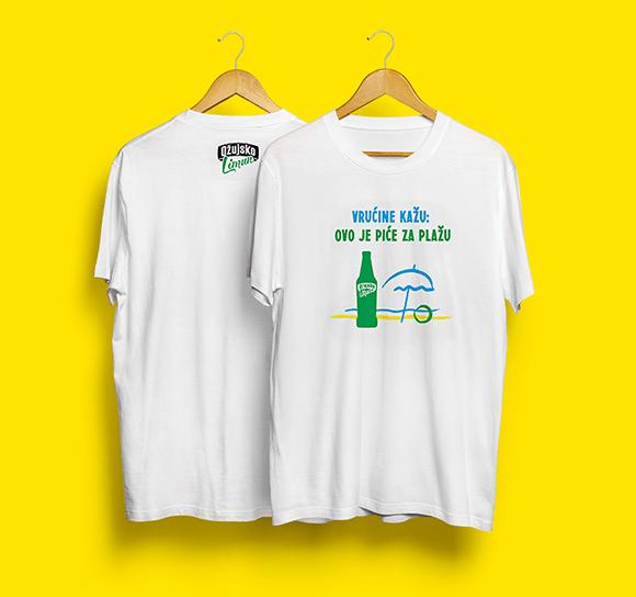 T-Shirt Zuja 01 Graphic Design