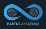 partus akademija logo